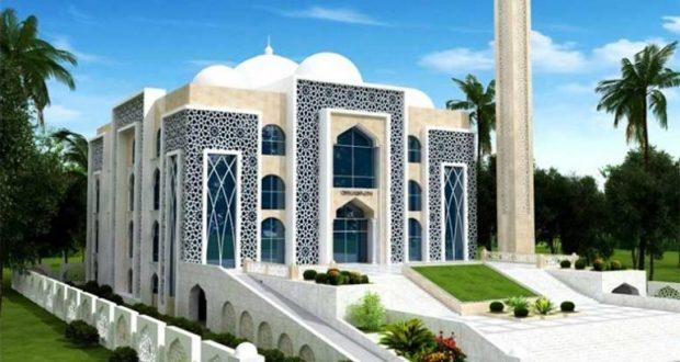 model-mosque-