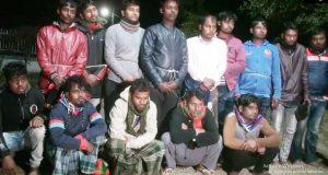 arrest in Chandpur